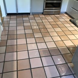 photo of li terracotta tile hicksville ny united states after we stripped
