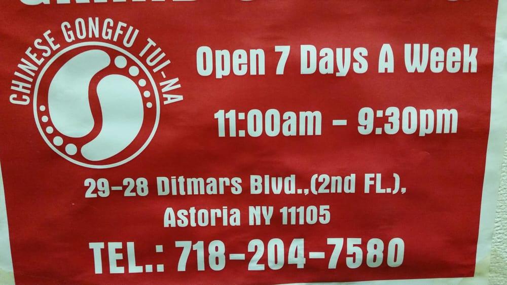 Chinese Gongfu Tui-Na: 29-28 Ditmars Blvd, Astoria, NY