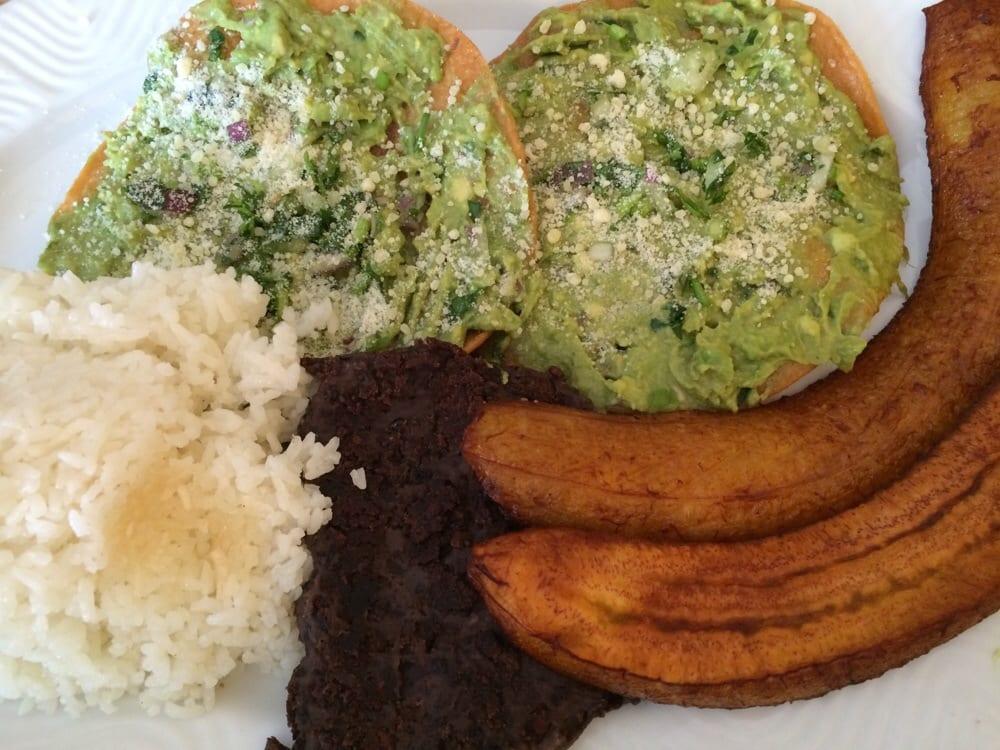 Photo of Mi Tierra - Waltham, MA, United States. Guacamole tostadas