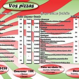 Pizza Peppone Bordeaux Carte.Pizzeria Tiramisu Italian 195 Rue Achard Bacalan Bordeaux