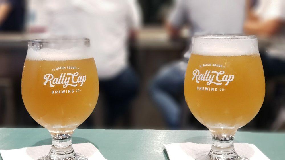 Rally Cap Brewing Company: 11212 Pennywood Ave, Baton Rouge, LA