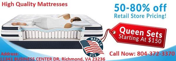 mattress by appointment moneta va business ctr dr richmond va mattresses mapquest