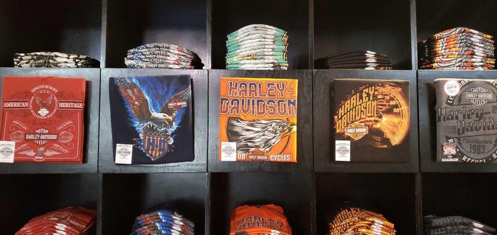 Cowboy's Alamo City Harley-Davidson Riverwalk Boutique