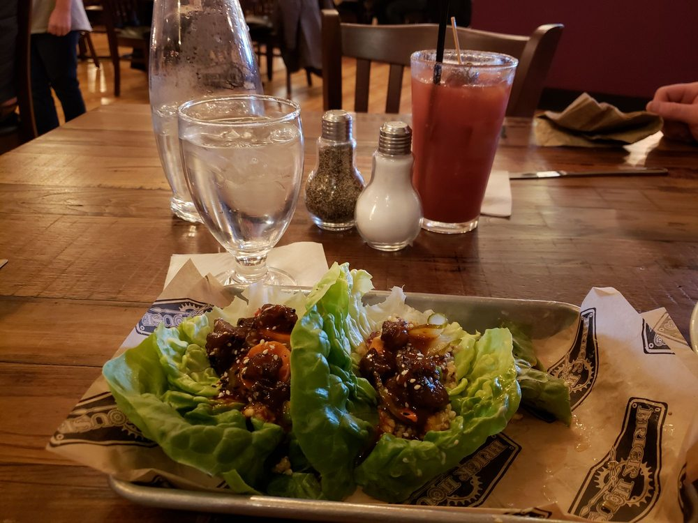 Food from Brick House