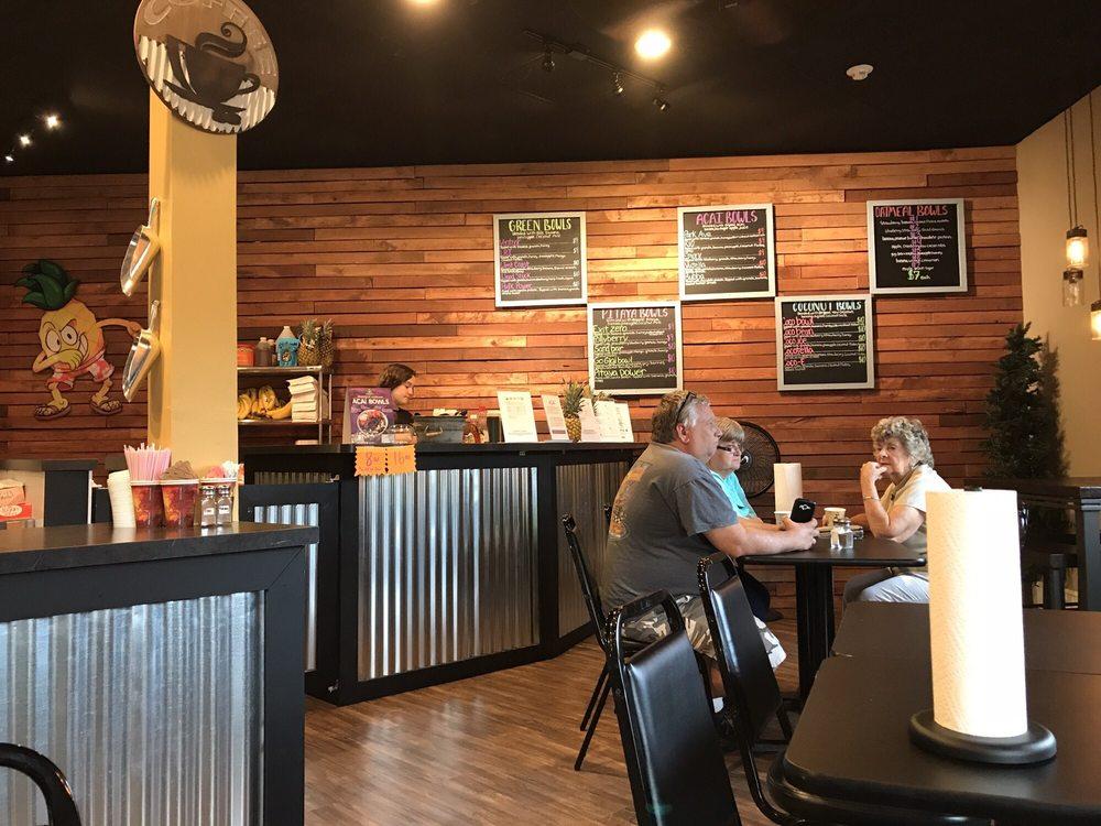 Charleston Coffee House: 605 Rte 539, New Egypt, NJ