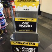 Photo Of Spirit Airlines Houston Tx United States Take A Minute And