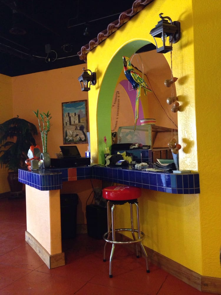 Interior yelp for Mexican restaurant garden city