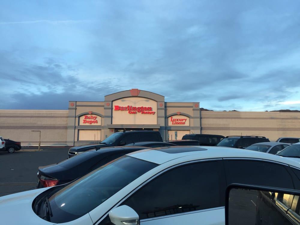 Burlington Coat Factory: 6020 N Mesa St, El Paso, TX