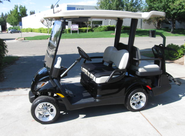 Yamaha Golf Cars of California