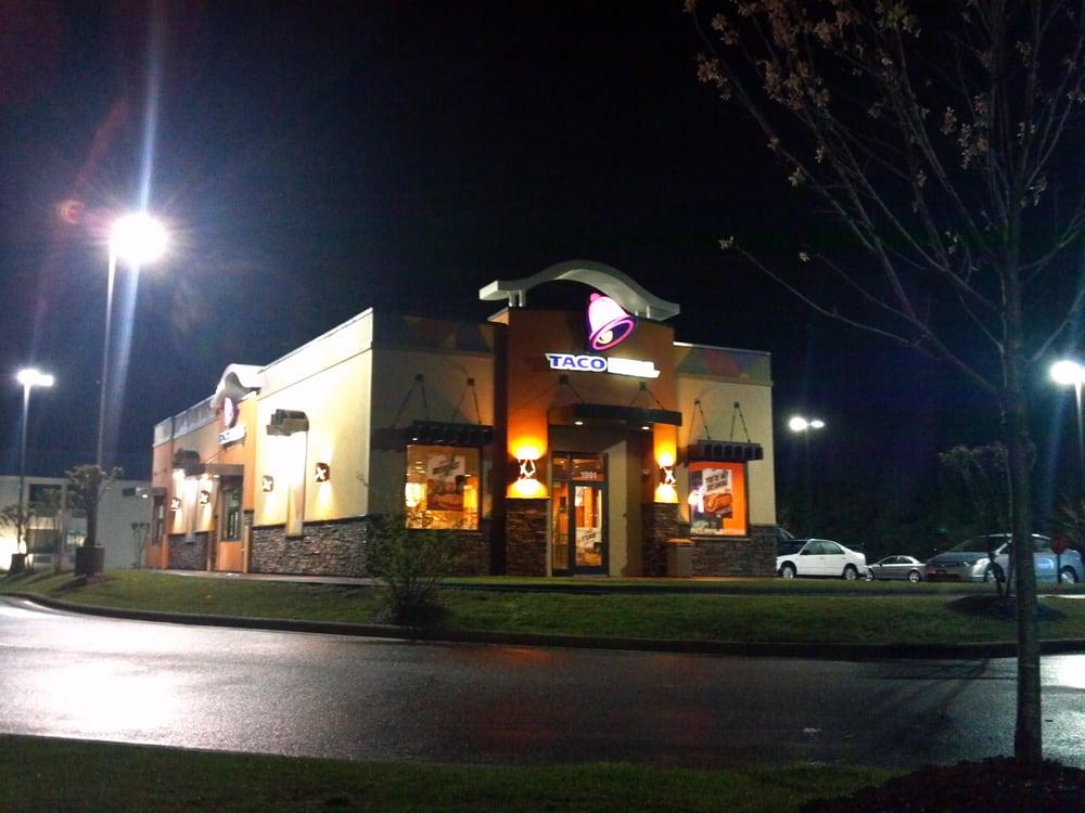 Taco Bell: 1991 Stantonsburg Rd, Greenville, NC