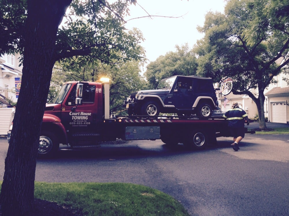 Towing business in Middle, NJ