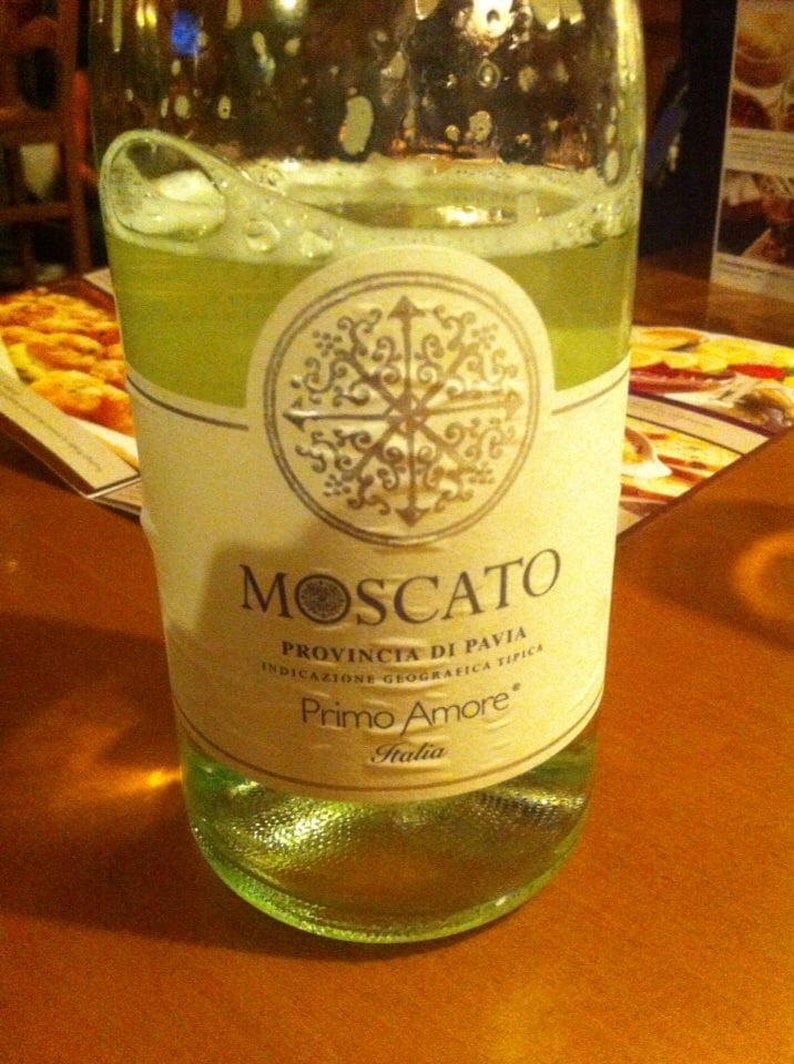 New Fav Wine Moscato Primo Amore Yelp