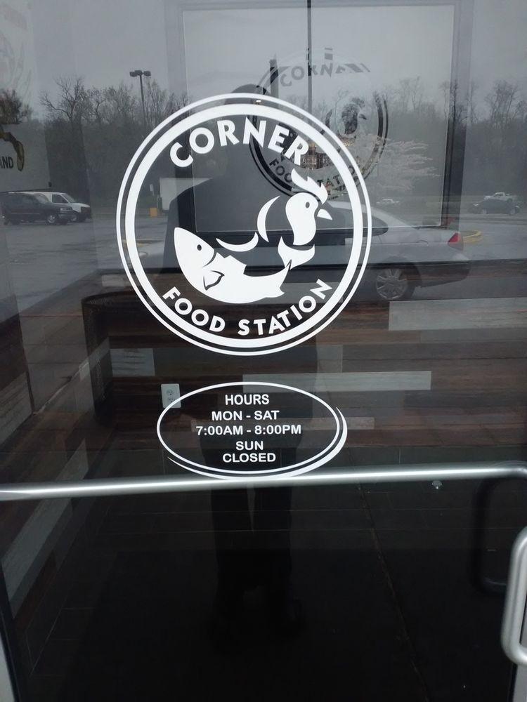 Corner Food Station: 2301 Cleanleigh Dr, Parkville, MD