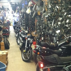 houston motorcycle salvage - motorcycle repair - 3317 red bluff rd