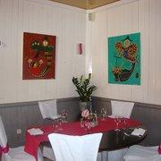 Le Magister - Nîmes, Gard, France. restaurant