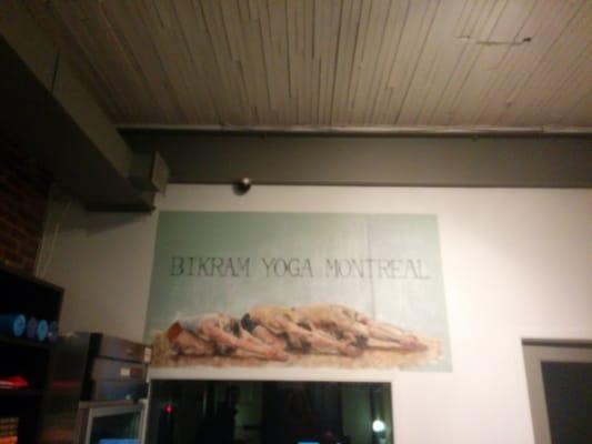Bikram Yoga Montréal - Studio Walker