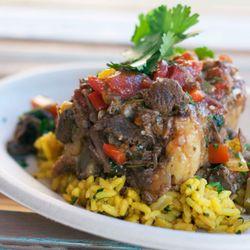 photo of peli peli kitchen houston tx united states the best oxtail - Peli Peli Kitchen