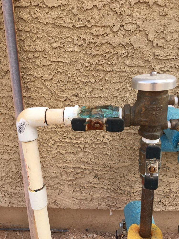 1 Buckeye Plumbing