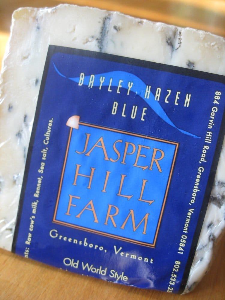 Jasper Hill Farm: 884 Garvin Hill Rd, Orleans, VT