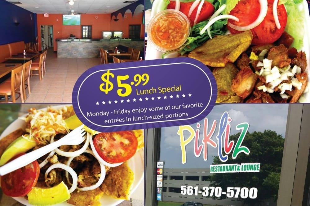 Pikliz Restaurant West Palm Beach
