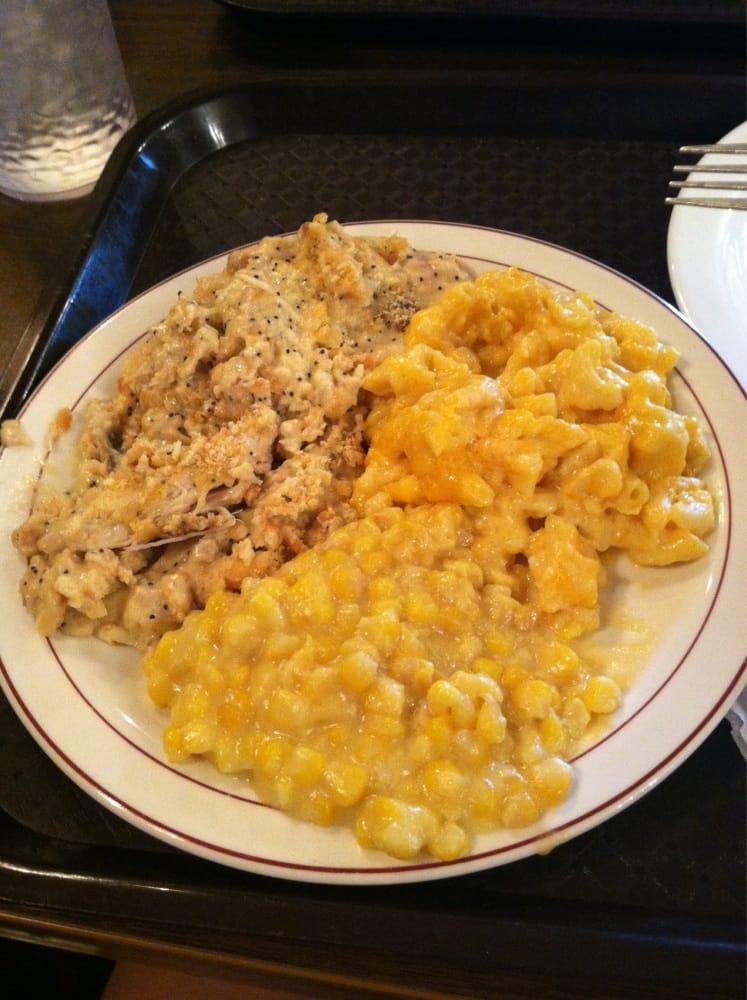 Yoder's Dutch Kitchen: 809 E Greenwood St, Abbeville, SC