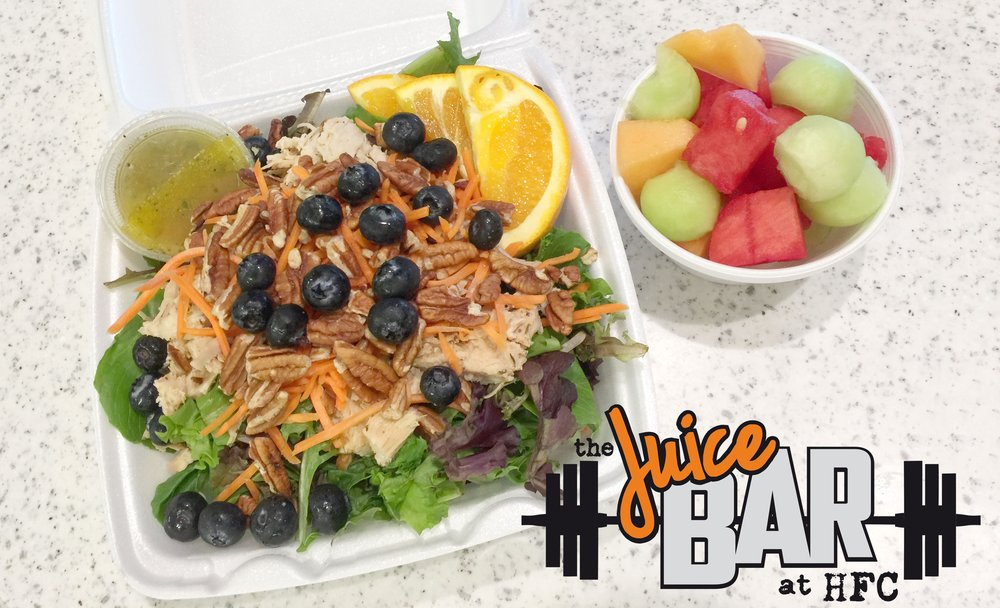 The JuiceBar: 304 N Madison, El Dorado, AR