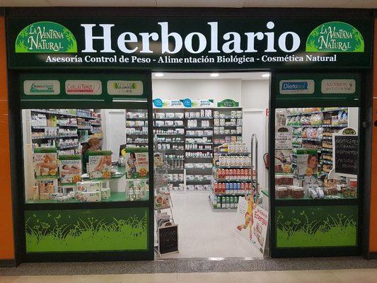 La Ventana Natural Herbal Shops Avenida De La Albufera 153