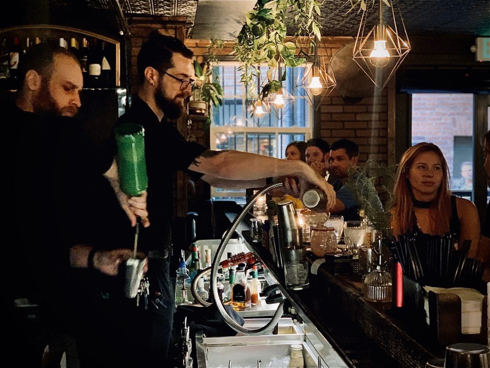 Copehouse Bar & Bistro: 19 E Citrus Ave Aly, Redlands, CA