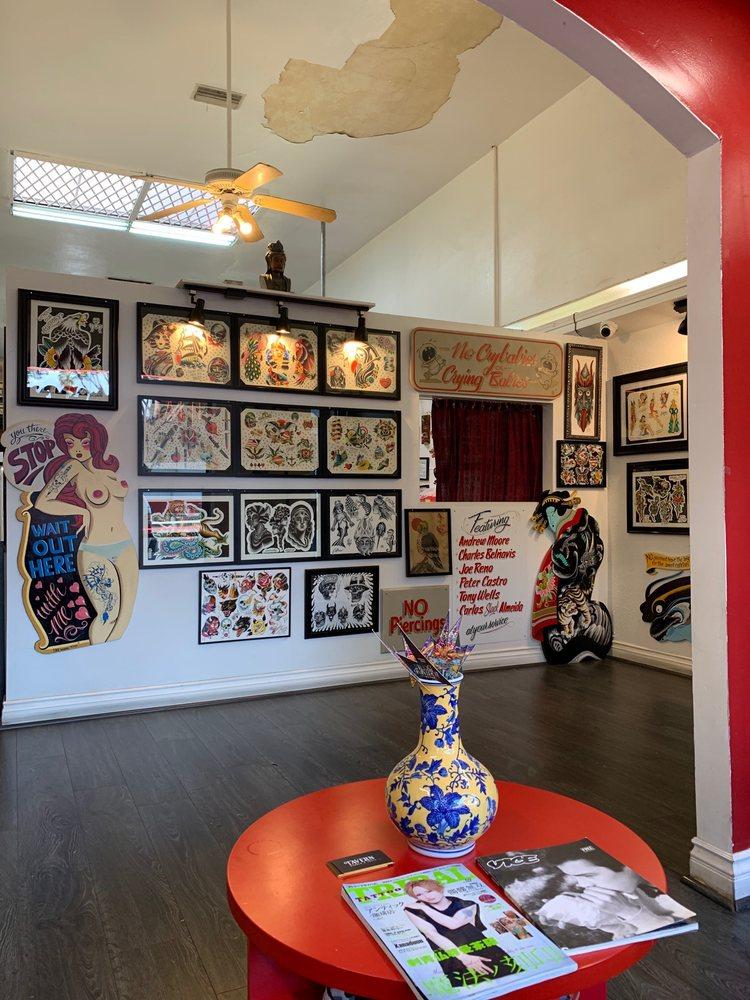 Shogun Tattoo Studios: 2480 E Colorado Blvd, Pasadena, CA