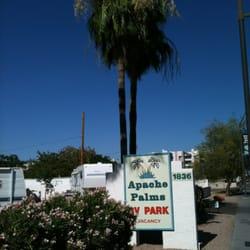 Apache Palms Rv Park - 29 Reviews - RV Parks - 1836 E Apache