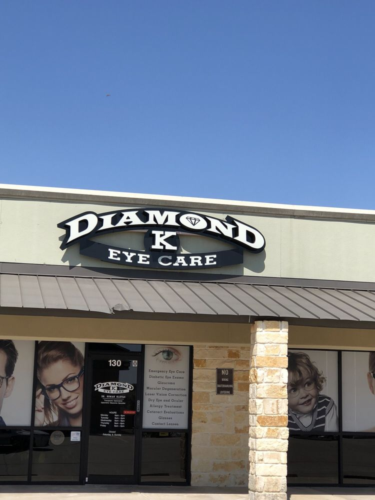 Diamond K Eyecare