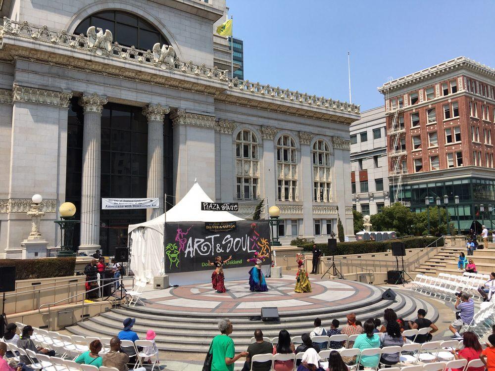 Oakland Art & Soul Festival
