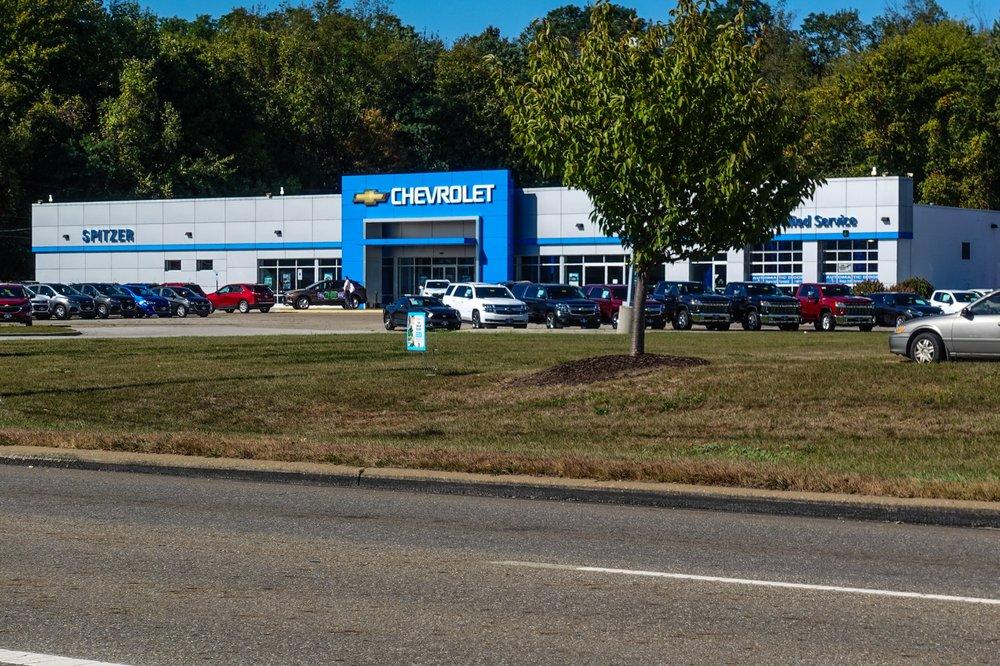 Spitzer Chevrolet Northfield