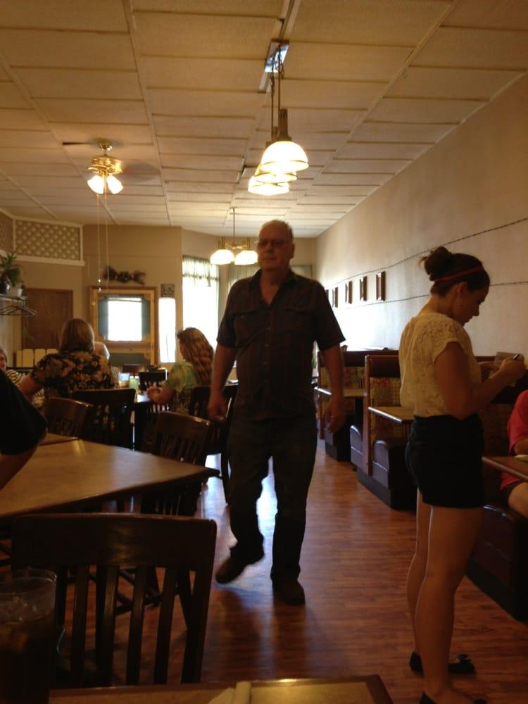 Home Town Cafe: 116 N Main St, Sylvan Grove, KS