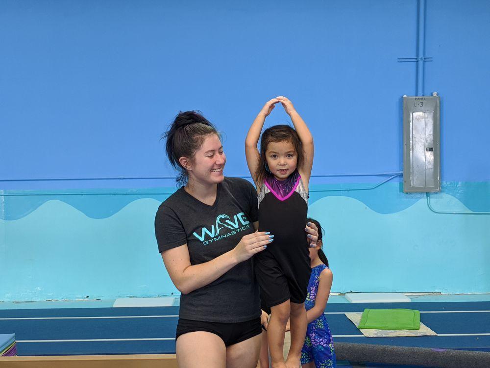 Wave Gymnastics: 23621 Ridge Rte Dr, Laguna Hills, CA