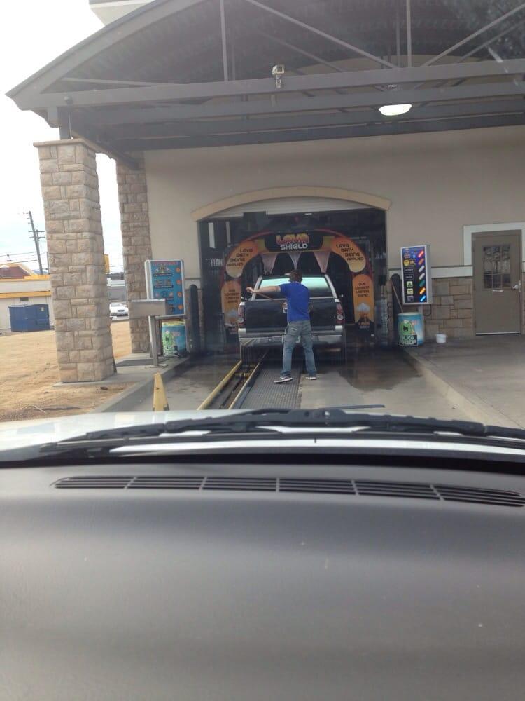 Drove Through Car Wash Near Me