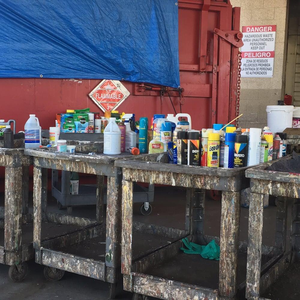 Alameda County Household Hazardous Waste Facility: 2100 E 7th St, Oakland, CA