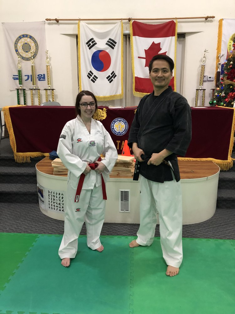 Welland Tae Kwon DO: 119 Division Street, Welland, ON