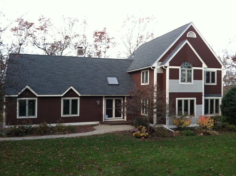 Photo Of AJC Roofing   Nashua, NH, United States. GAF Timberline HD Pewter
