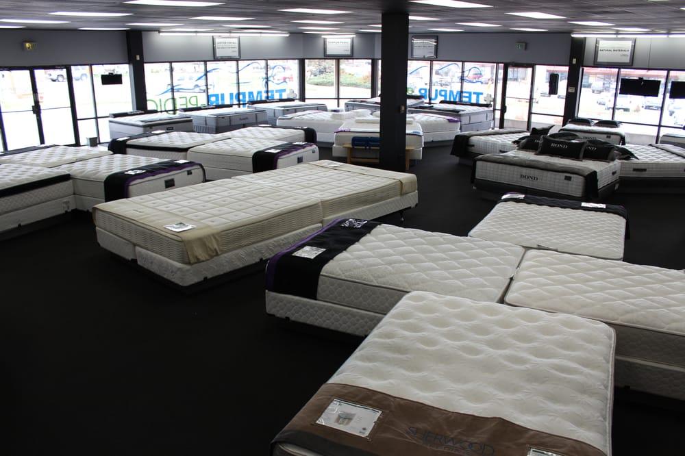 Urban Mattress CLOSED 22 Reviews Bed Shops 1160 S