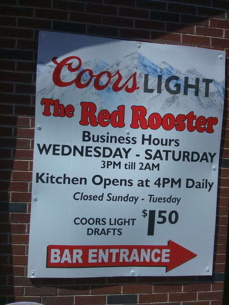 Red Rooster Motel Restaurant & Lounge: 1344 Harwood Rd, Hazleton, PA
