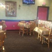 Photo Of Albasha S Restaurant Prairieville La United States Dining Area