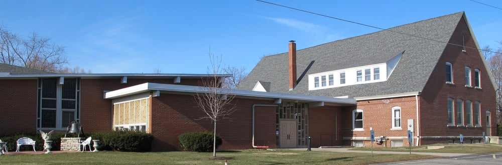 Federated Church: 202 Wood St, Brookston, IN