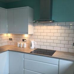 Modern Kitchen Makeovers modern kitchen makeovers - builders - 139 manor lane, halesowen