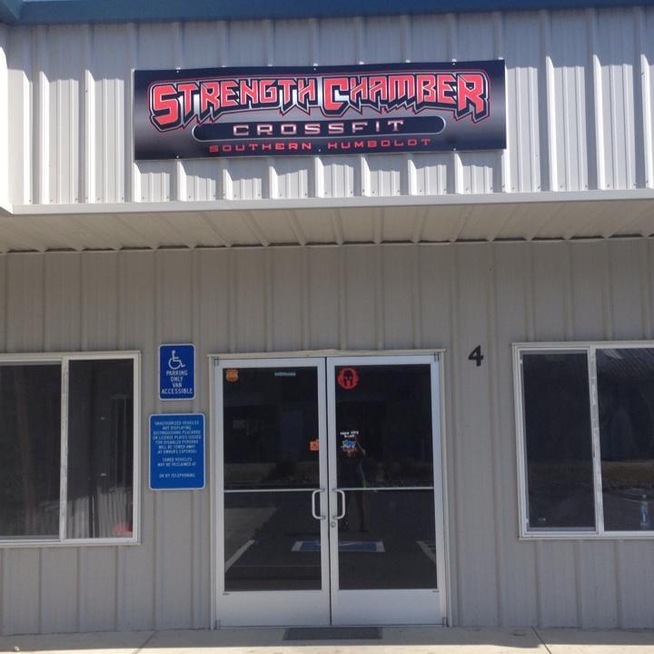 Strength Chamber CrossFit: 1881 Barnett Rd, Redway, CA