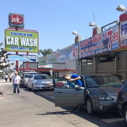 Leimert Park Car Wash