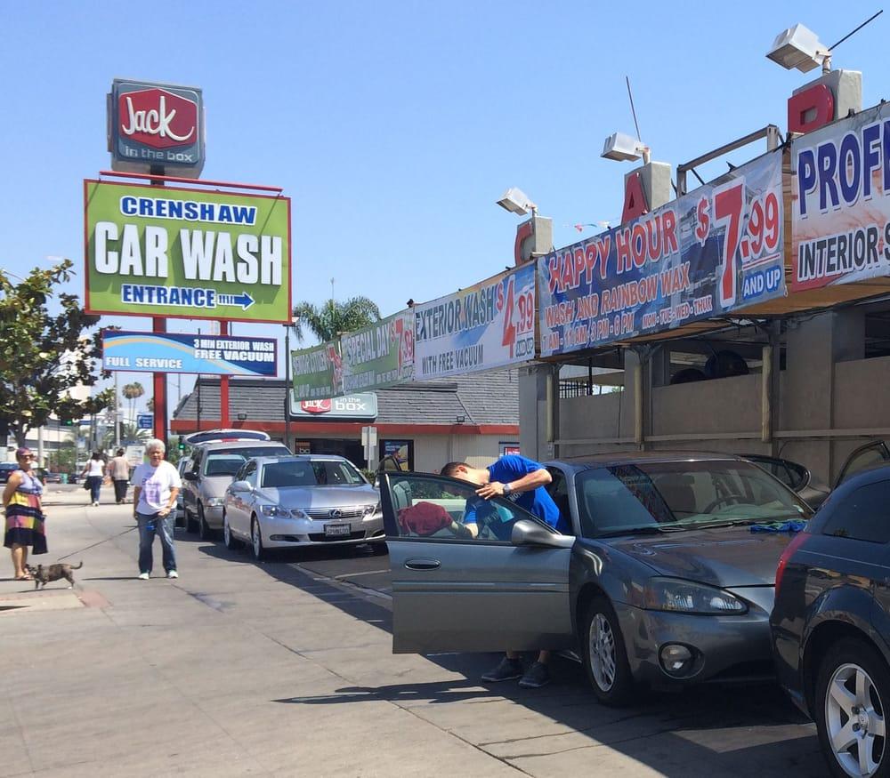 Leimert Park Car Wash