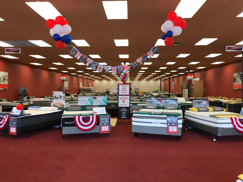 Mattress Firm Clearance: 3300 Lehigh St, Allentown, PA