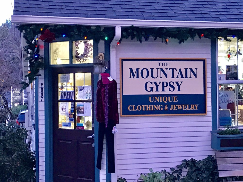 The Mountain Gypsy