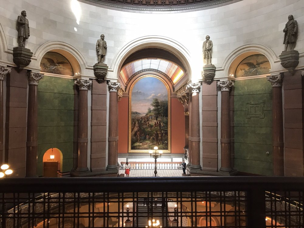 Illinois State Capitol: 401 S 2nd St, Springfield, IL